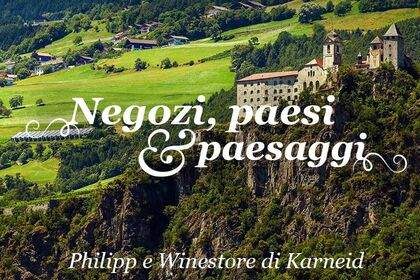 Philipp e Winestore di Karneid